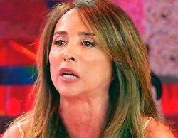 'Sálvame': María Patiño, muy decepcionada con Chelo García Cortés