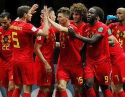 El Bélgica - Brasil arrasa y firma un impresionante 47,3% y 'Volverte a ver' regresa con un discreto 12,6%