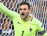 Hugo Lloris, portero de Francia, casi se traga una libélula en los cuartos de final del Mundial de Rusia