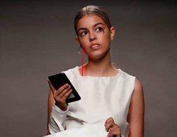 Nerea Rodríguez ('OT 2017') deja los escenarios y se convierte en modelo de la Madrid Fashion Week