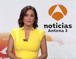 'Antena 3 Noticias' cambia de plató de manera provisional