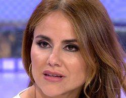 Mónica Hoyos abandona el plató de 'Sábado deluxe' para no tener que enfrentarse a Miriam Saavedra