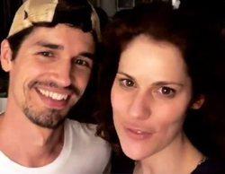 """Lidia San José y Sergio Martín (Bom Bom Chip) protagonizan un reencuentro tras """"El niño invisible"""""""