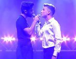 """Raoul y Agoney ('OT 2017') sorprenden cantando """"Tu canción"""" en el Carrefest Music Talent"""