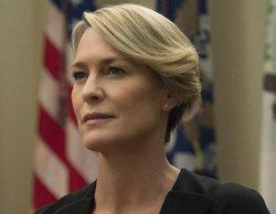 """Robin Wright ('House of Cards') rompe su silencio sobre la polémica de Kevin Spacey: """"No conocía al hombre"""""""