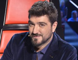 Antonio Orozco, a punto de cerrar su fichaje como coach de 'La Voz' de Antena 3