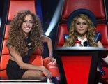 'La Voz': Rosario Flores, confirmada como coach, y Paulina Rubio, en negociaciones