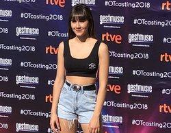 """'OT 2018': Aitana se atreve a """"repetir"""" su prueba de selección en el multitudinario casting de Madrid"""