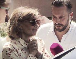 """María Teresa Campos, tras la operación de Terelu:  """"Era algo pequeño y localizado y se lo han quitado"""""""""""