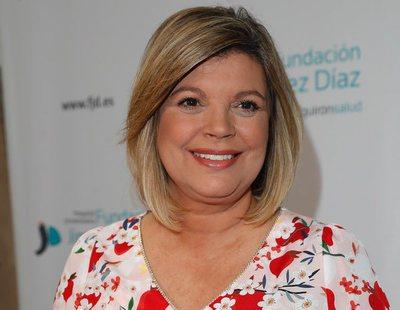 Terelu Campos recibe el alta un día después de su operación de cáncer de mama