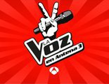 Lista de coaches de 'La Voz', 'La Voz Kids' y 'La Voz Senior', de Antena 3
