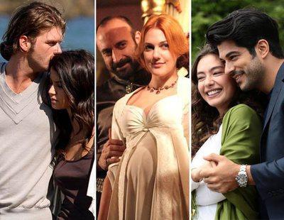 6 telenovelas turcas que podrían aterrizar en España tras el éxito de 'Fatmagül'