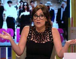 Ana Morgade explica en 'Zapeando' el sorprendente piropo que recibió en las calles de Buenos Aires