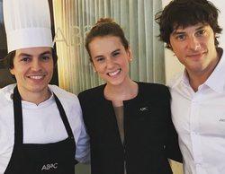 Jordi Cruz ficha a Sofía, concursante de 'MasterChef 6', para trabajar en su restaurante