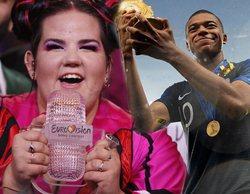 El Mundial de Fútbol y Eurovisión: La historia de Francia e Israel se ha repetido 20 años después