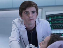 'The Good Doctor' (19,1% y 25,5%) se estrena fantástico y 'Pura magia' (9,9%) inicia discreto su nueva edición