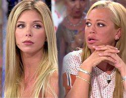 Romina Malaspina denuncia favoritismo con Raquel Mosquera en 'Supervivientes' y se enfrenta a Belén Esteban