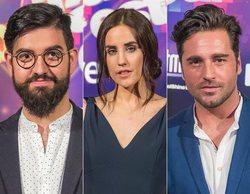 'Bailando con las estrellas': Patry Jordán, Manu Sánchez y David Bustamante, finalistas de la primera edición