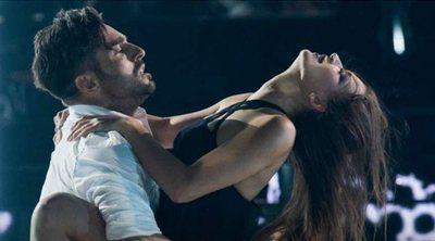 'Bailando con las estrellas': David Bustamante y Yana Olina protagonizan el baile más sexual de la edición
