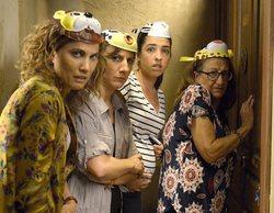 'Señoras del (h)AMPA' inicia su rodaje y completa su reparto con Álex Barahona y Alberto Velasco, entre otros