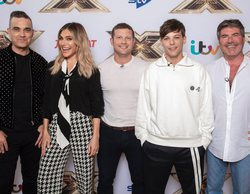 'The X Factor': Robbie Williams, Louis Tomlinson y Ayda Field fichan por la edición británica del formato