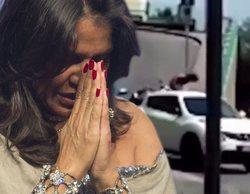 El epic fail de Aída Nízar con su accidente en moto