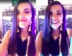 Una supuesta presentadora de televisión mexicana se burla tras atropellar a un perro