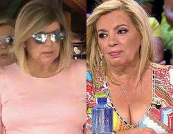 """Carmen Borrego habla, en 'Sálvame', de cómo se encuentra Terelu Campos: """"Se está recuperando muy bien"""""""