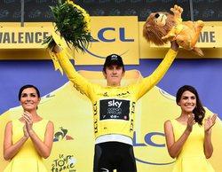 El Tour de Francia arrasa con la llegada de Le Bourg d'Oisans - Valence con un 6% en Teledeporte