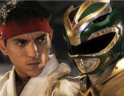 """""""Street Fighter"""" y 'Power Rangers' unen sus fuerzas en un impactante cortometraje de acción real"""