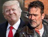 'The Walking Dead': Trump actúa como Negan contra los manifestantes