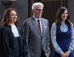 'The Good Place': Michael Schur desvela el destino de Eleanor, Chidi, Tahani y Jason en la tercera temporada