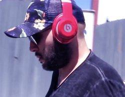 Kiko Rivera podría enfrentarse a una multa de 200 euros por conducir con auriculares