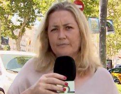 """Mayka Navarro la lía en 'Ya es mediodía': """"¿Qué gracia tiene ponerte una polla ahí arriba?"""""""