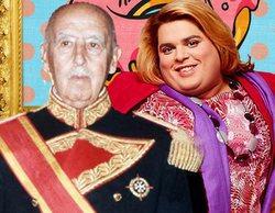 La revista El Jueves junta a 'Paquita Salas' y a Franco en uno de sus pósters