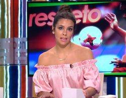 """Cristina Pedroche, en 'Zapeando', tras un comentario machista: """"No tendrás pelo, pero ahí hay caspa"""""""