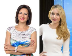 Silvia Jato y Berta Collado se pondrán al frente de 'La mañana' y de 'Amigas y conocidas' este verano