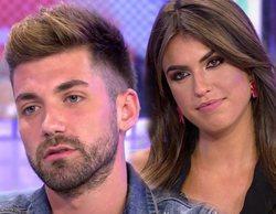 """Sofía Suescun asegura que ha vuelto con Alejandro Albalá y este lo desmiente en el 'Deluxe': """"Estoy flipando"""""""