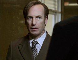 'Better Call Saul': Bob Odenkirk se baja los pantalones para promocionar el estreno de la cuarta temporada