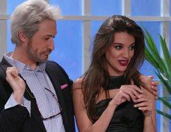 Ana Guerra reaparece en 'Homo Zapping' con una peculiar petición para el equipo de 'Maestros de la costura'