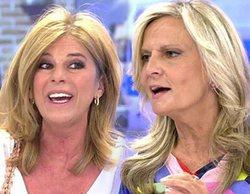 "Esther Palomera e Isabel San Sebastián protagonizan un tenso enfrentamiento en Telecinco: ""¡Manipuladora!"""