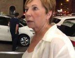 """Celia Villalobos, atrapada por la huelga de taxis: """"¿Y cómo coño llego yo a Torremolinos?"""""""