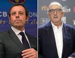 La Policía Nacional constata en un informe que Sandro Rosell presuntamente espió a Jaume Roures