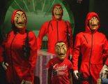 'La Casa de Papel': Los atracadores de la serie se cuelan en el Museo de Cera de París