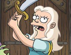 Crítica de '(Des)encanto': Matt Groening se sumerge, esta vez sí, en las series de animación para adultos