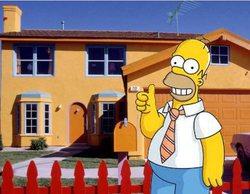 La peculiar casa de 'Los Simpson' existe en la vida real y esconde una curiosa historia