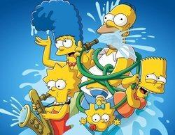 'Los Simpsons', lo más visto de TDT con un 5,6% y 'Cuando me enamoro' destaca en Nova firmando un 5,8%