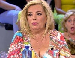 'Sábado deluxe' desvela que Terelu Campos es más inteligente que Carmen Borrego