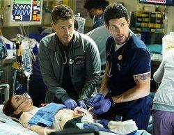 CBS se plantea encargar una nueva temporada de 'Code Black''