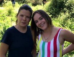 La nieta de doña Concha se reencuentra con la directora de 'Aquí no hay quien viva' quince años después